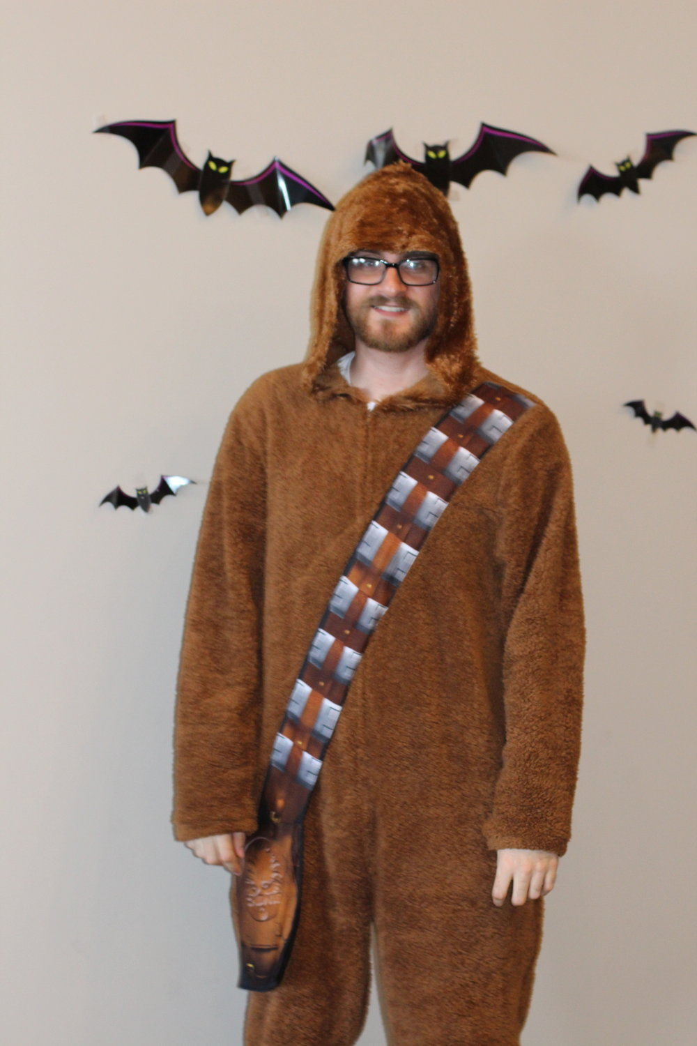 Taylor Bolton - Chewbacca