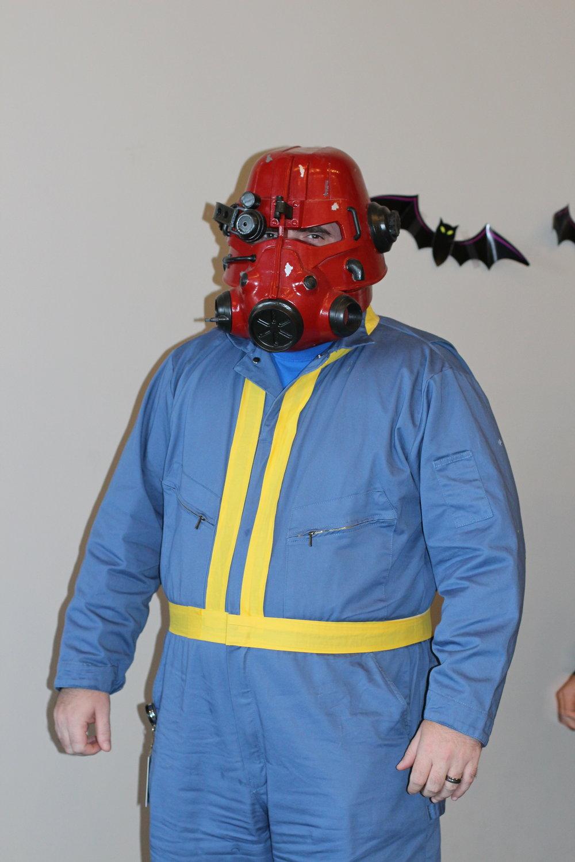 Dustin Kopp - Fallout Vault Dweller