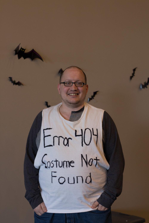 Zach Hazewinkel - Error 404
