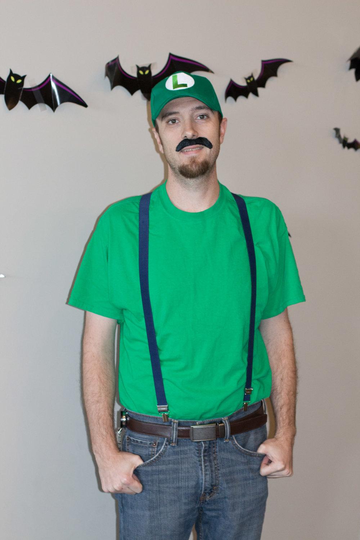 Zach Myers - Luigi