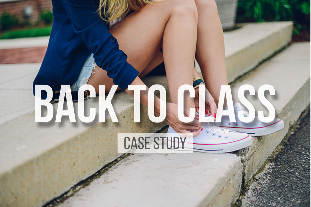 Back to Class Case Study