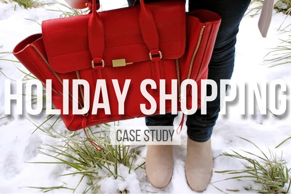 Holiday Shopping Case Study