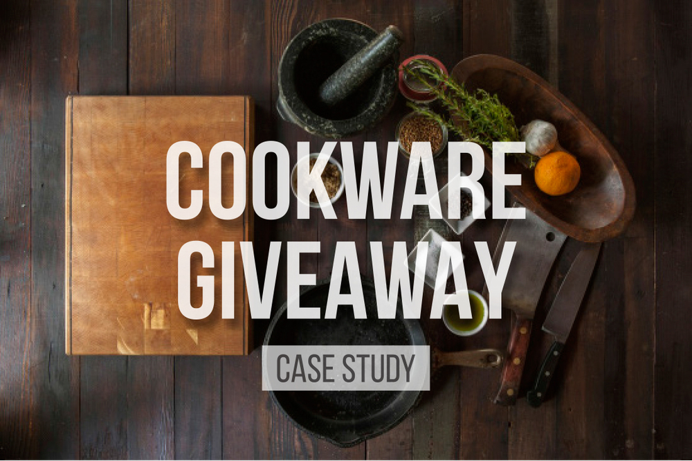Cookware Giveaway
