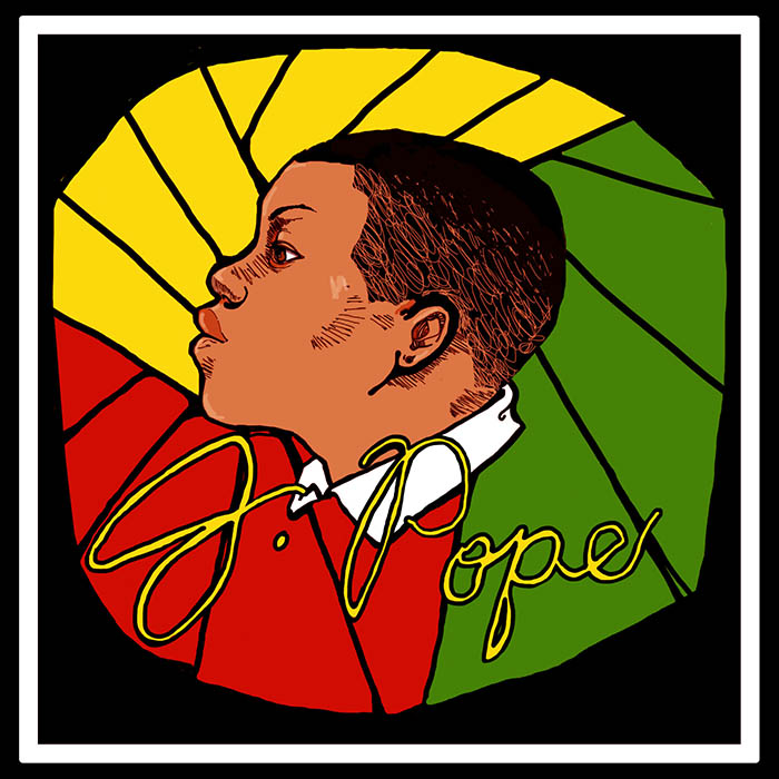 J. Pope logo/ March 2015
