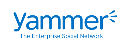 Click to open Yammer