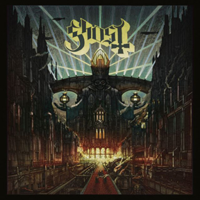 Ghost - Meliora released August 21st, 2015.