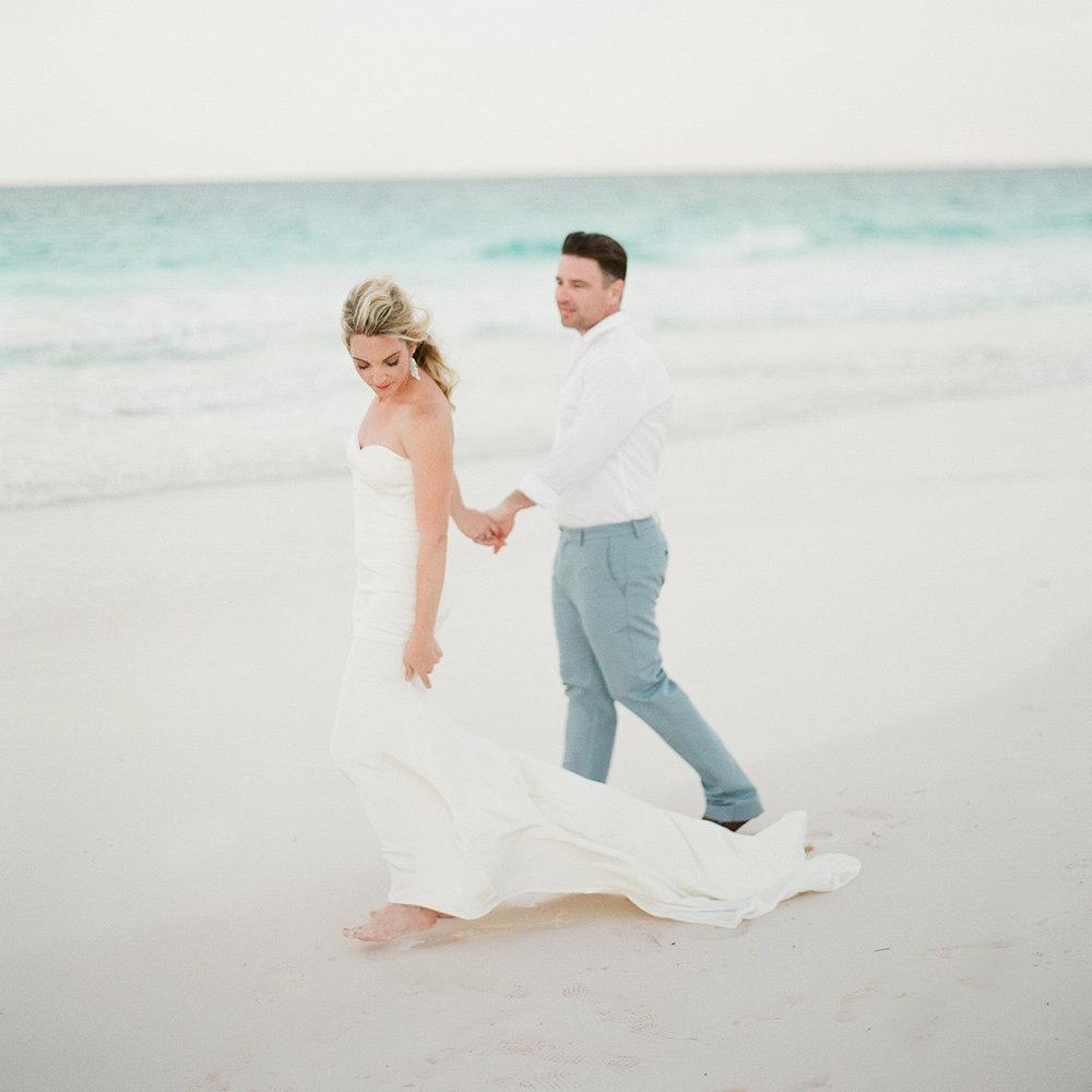 KATE & DANIEL ~HARBOUR ISLAND, BAHAMAS~