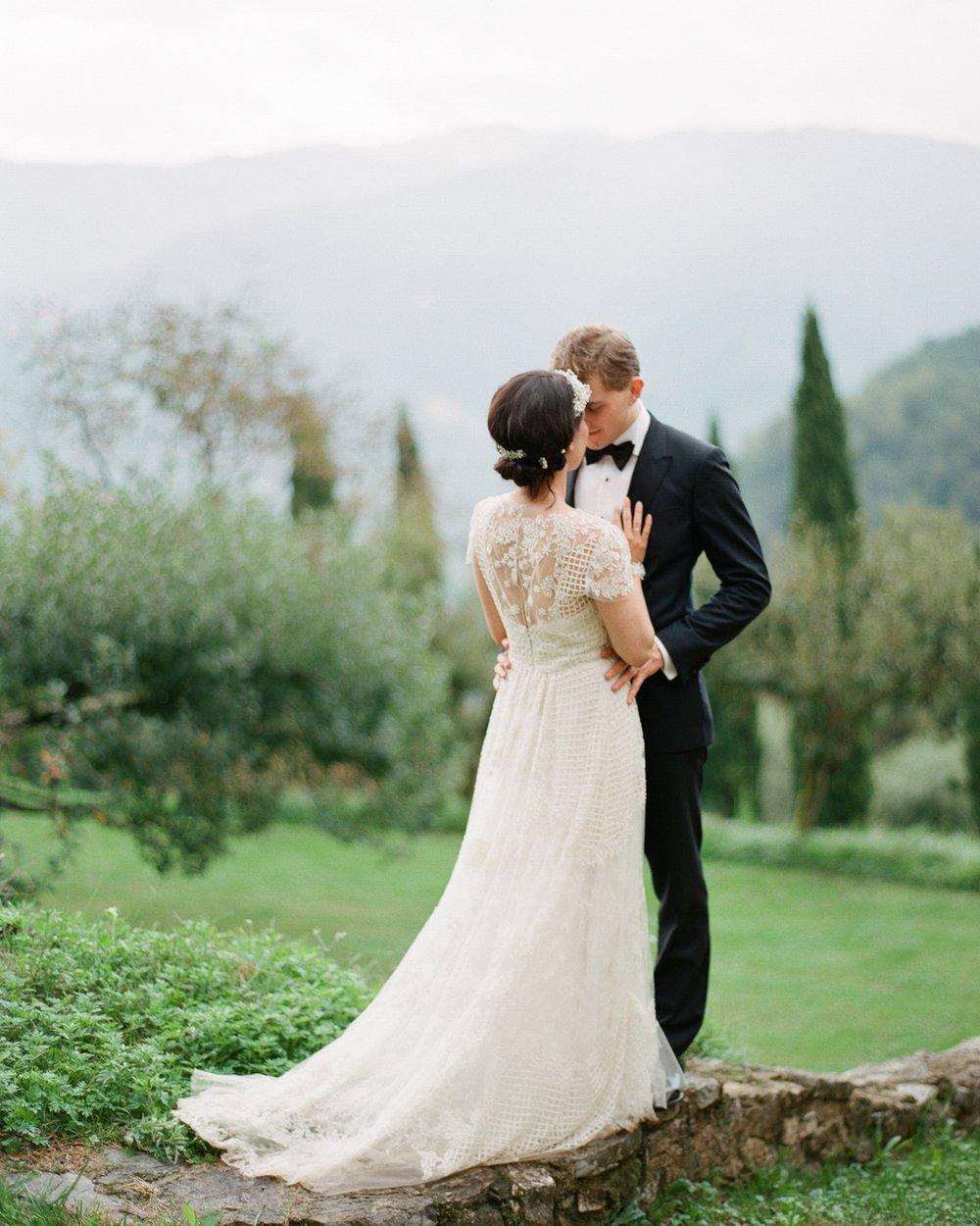 Patrick & Sara - LUCCA ITALY- WEDDING