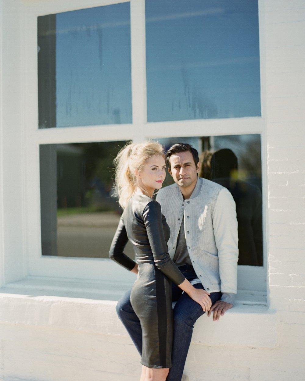 Nicolette & Sameer - AUSTIN, TX- ENGAGEMENT