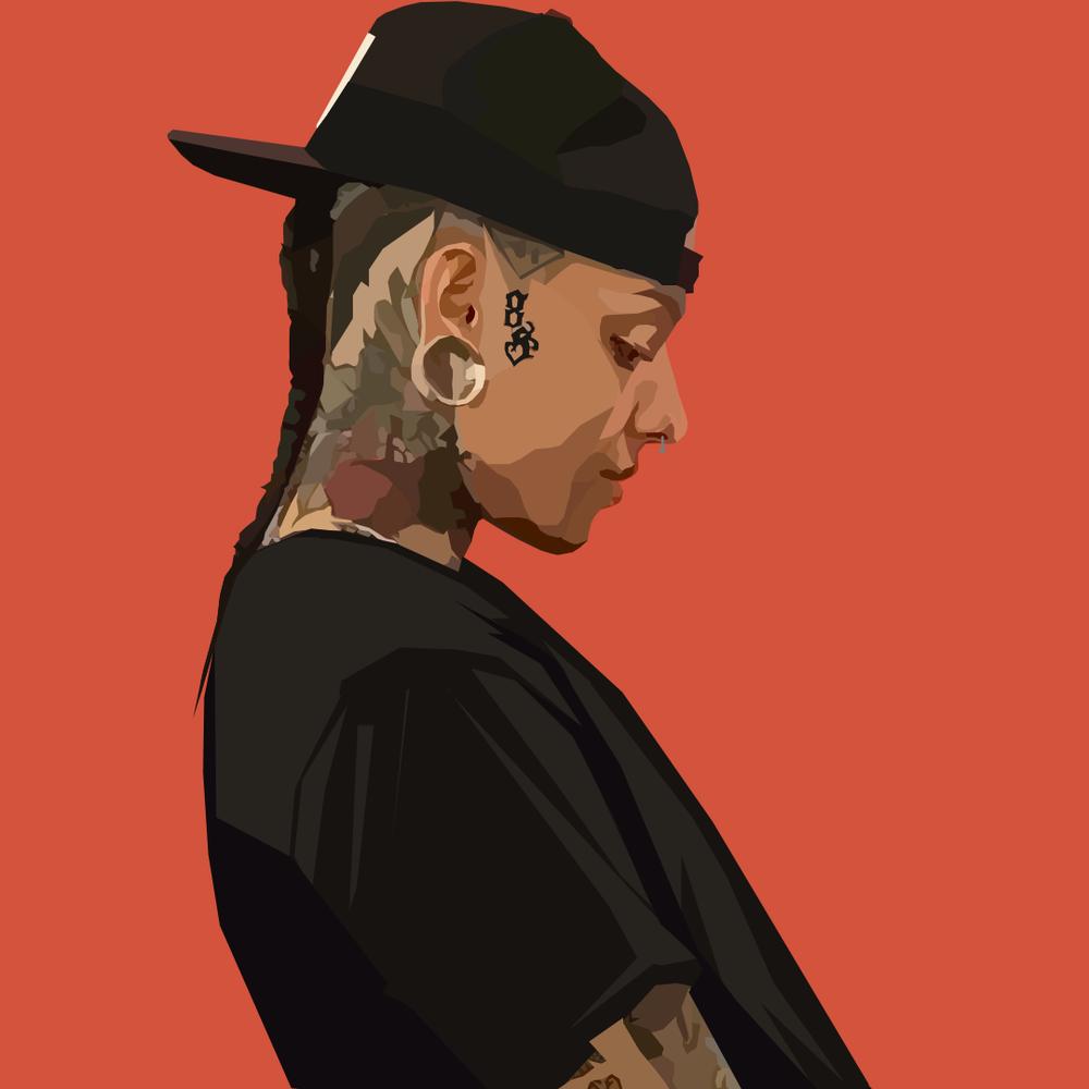 TattooYourFace Portrait.