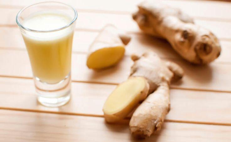 Znalezione obrazy dla zapytania ginger juice