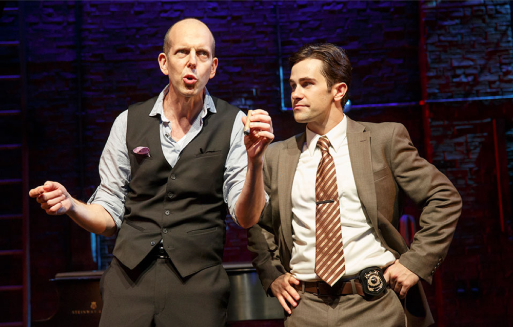 Murder for Two, Off-Broadway (New York, NY) and National Tour