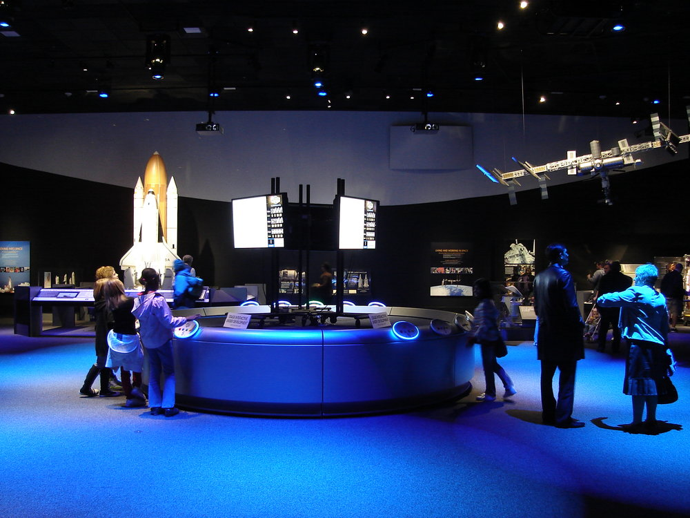 Smithsonian Institute National Museum Of Air And Space, Moving Beyond Earth - Washington, DC
