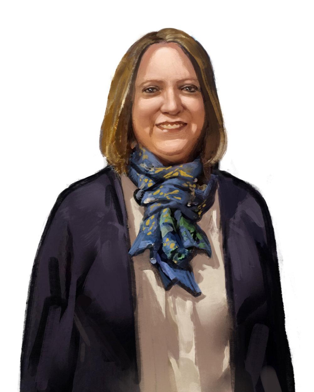 Jenn - Manager, Technical Design and Development