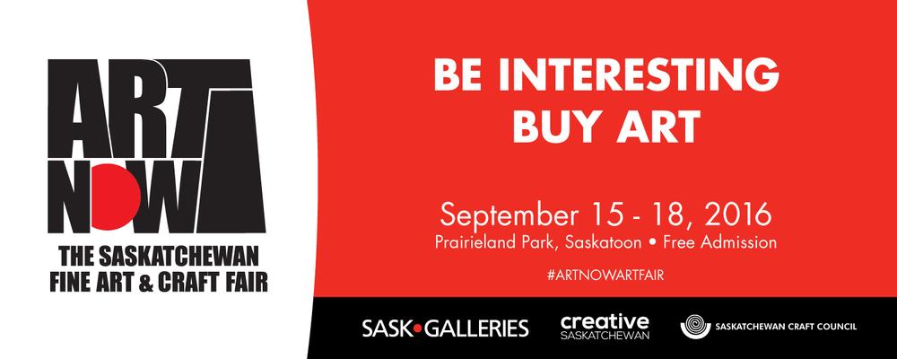 Art Now Art Fair Saskatchewan