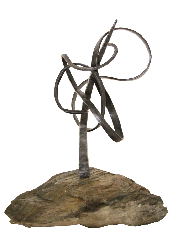 Paul Reimer, Singing Tree, 17.5 x 14 x 11 inches