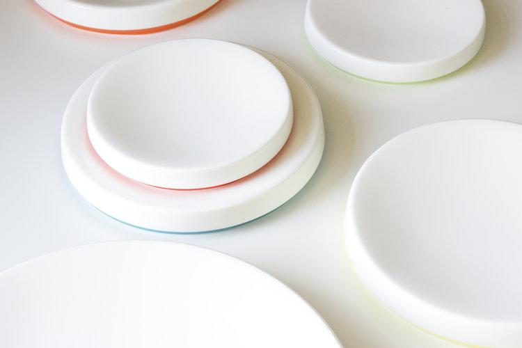 Noriko Masuda, Slumped Dishes