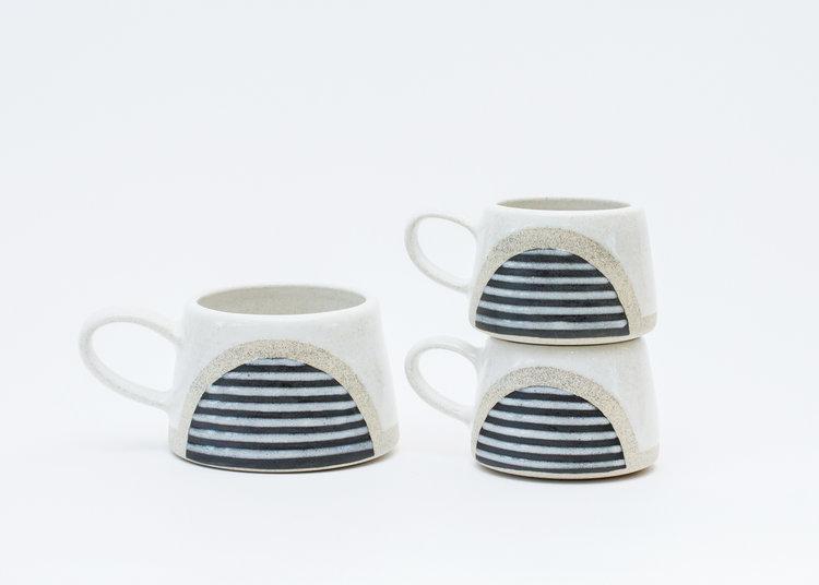 Sam Knopp, Moonrise Speckle Mug & Expressos