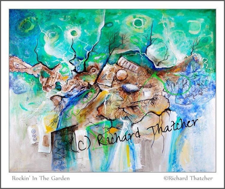 Rockin in the Garden by Richard Thatcher.jpg