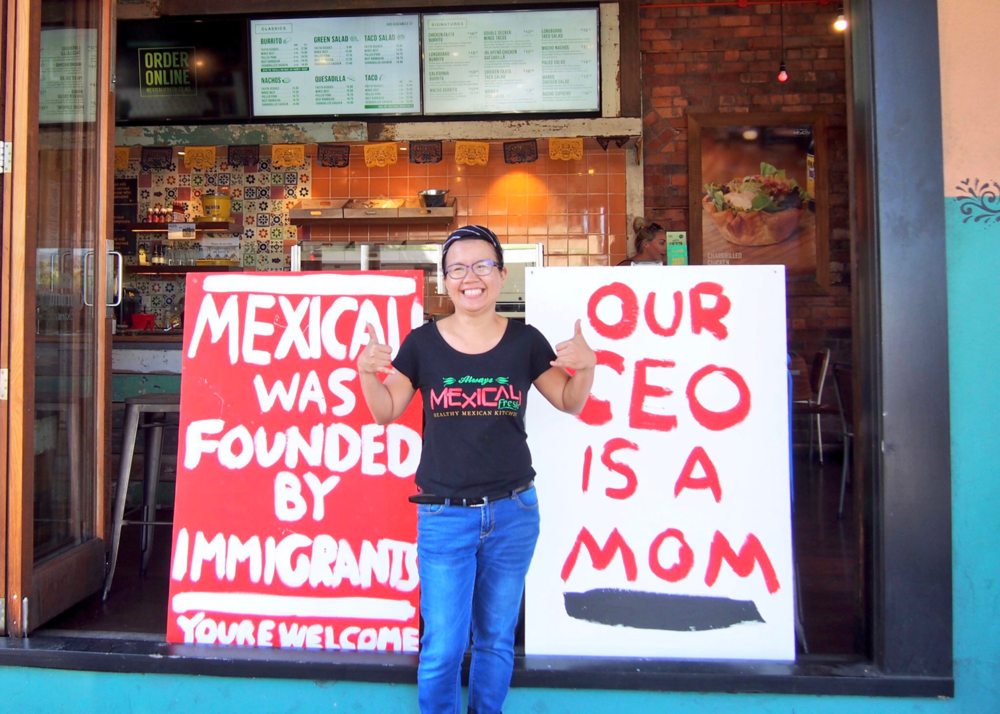 Diversity, free travel and women rights are values believed in by Mexicali Fresh founders. That's what wee wanted to show the world to set an example on International Women's Day.  Multi award winning campaign.