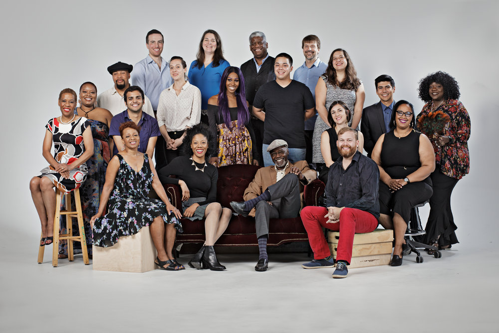 The 2018 Kresge Artist Fellows