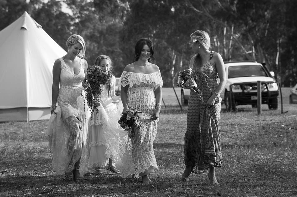 Bonnie & Jade double wedding