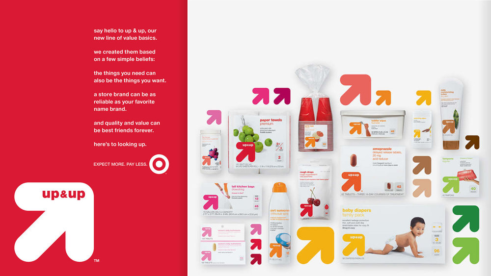 A sampling of brands I named and/or creative directed their visual identity and advertising.