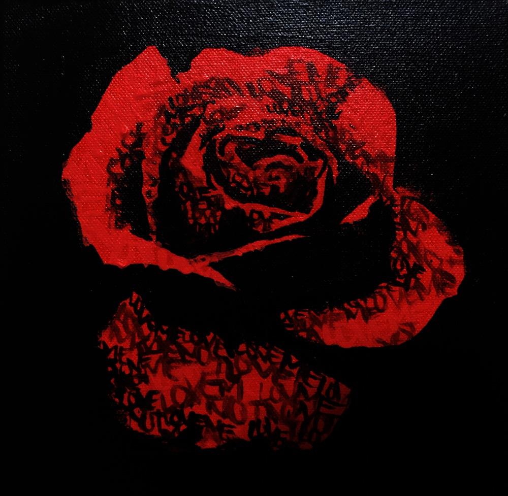Artwork by Treason Gallery artist Hash. Contemporary fine art in Pioneer Square Seattle, WA.
