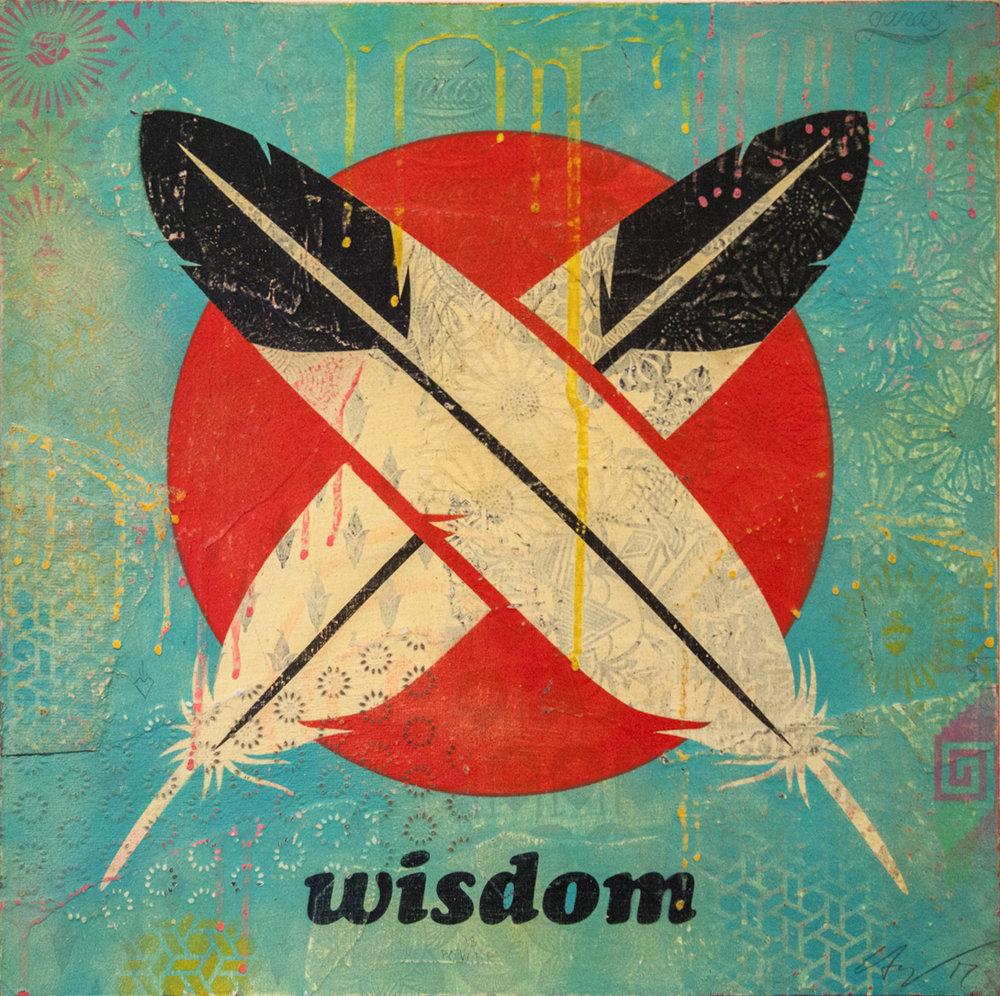 'Wisdom Feathers'