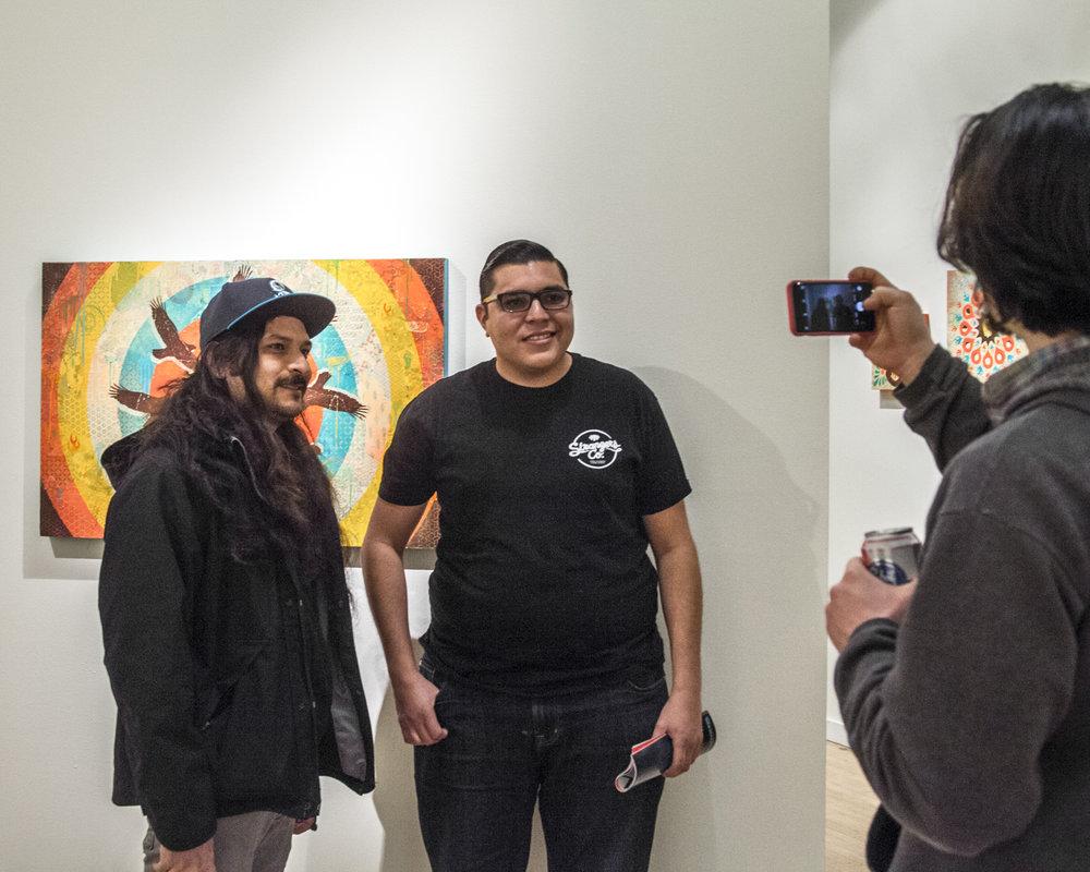 Treason Gallery_Ernesto Yerena_Full Circle_opening-6.jpg
