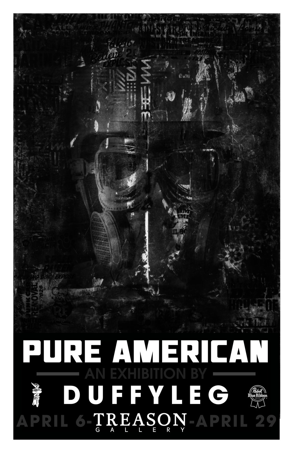 Treason Gallery_Duffyleg_Pure American_Poster.jpg