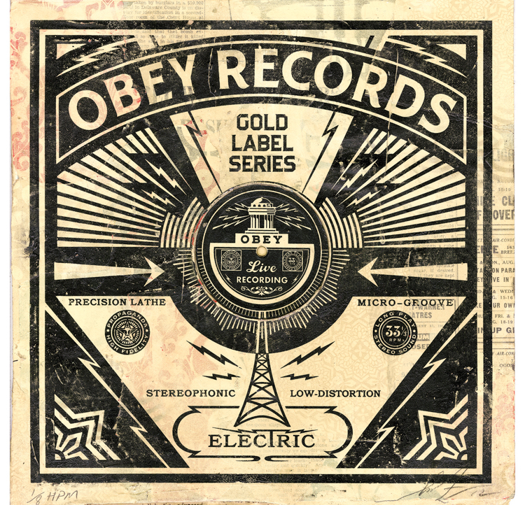Copy of Gold Label Series, 2012