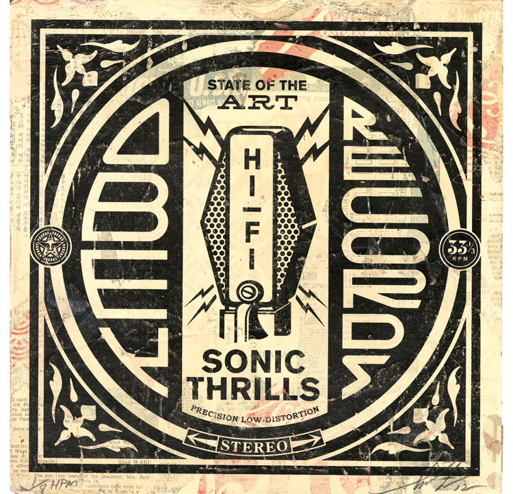 Copy of Sonic Thrills, 2012