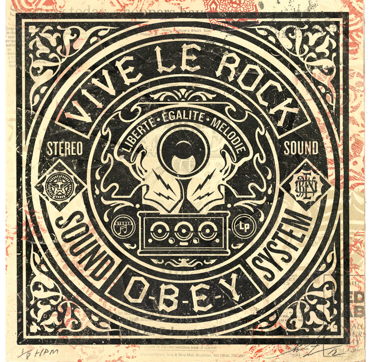 Copy of Vive Le Rock, 2012