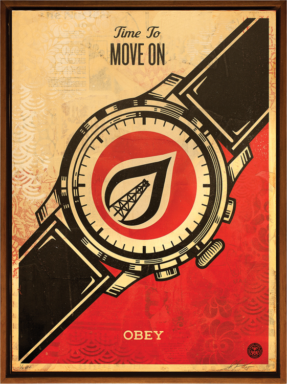 Copy of Time To Move On, 2015