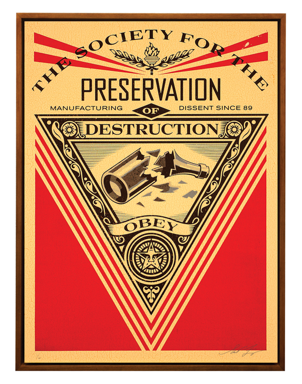 Copy of Society of Destruction, 2015