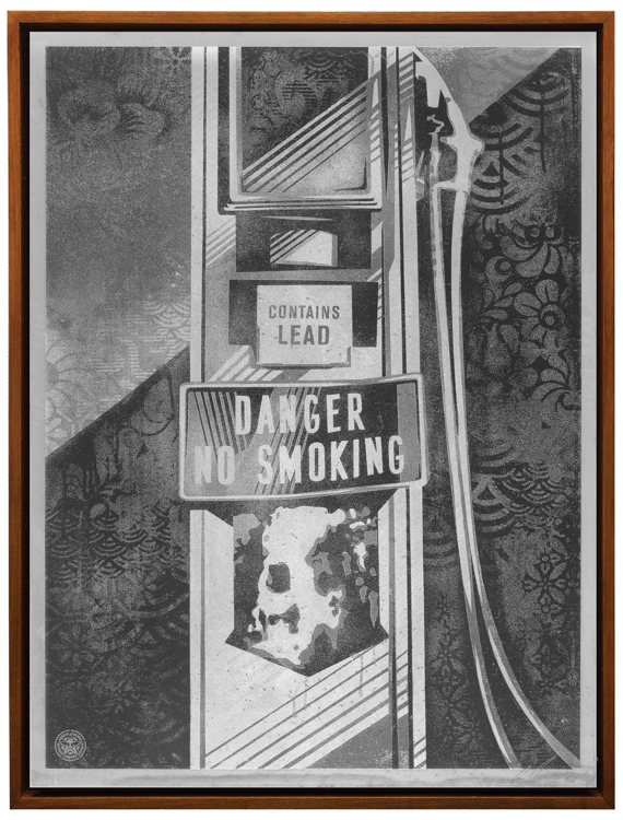 Copy of Danger No Smoking, 2016