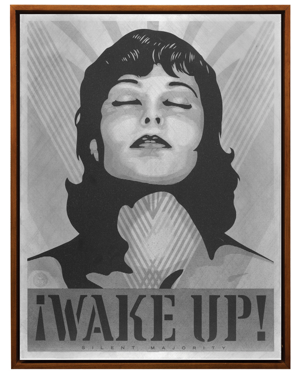 Copy of Wake Up, 2017