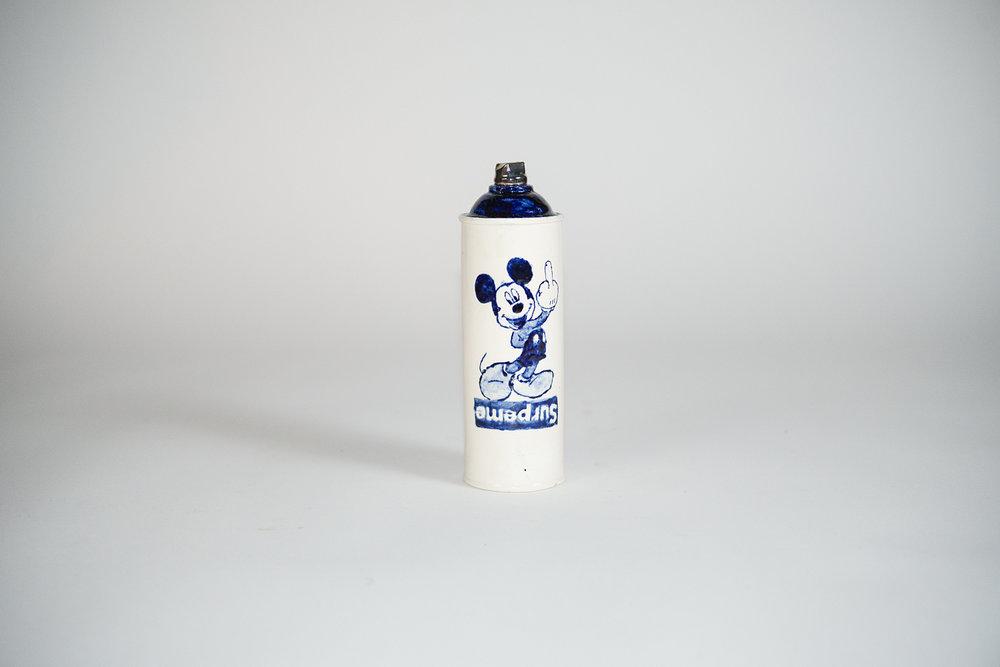 Jesse Edwards - Untitled Spray Can V (2018)