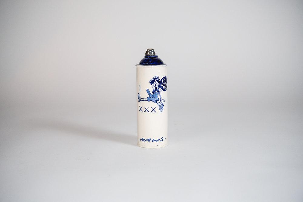 Jesse Edwards - Untitled Spray Can VII (2018)