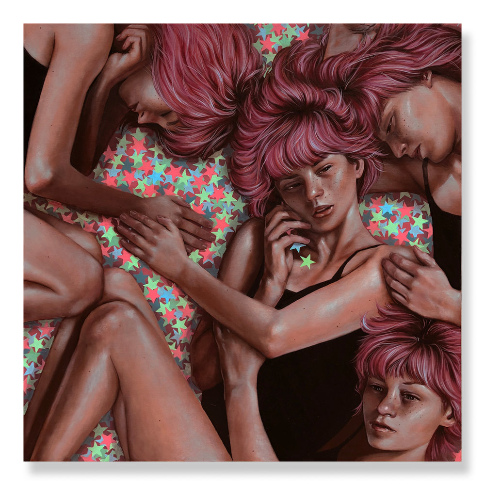 Casey Weldon - Starry Party (2018)