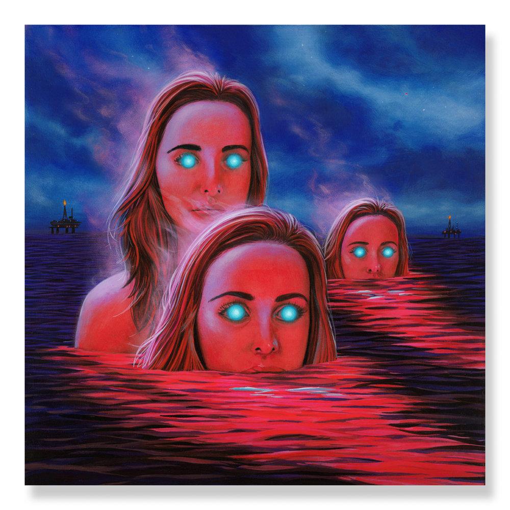 Casey Weldon - Sirens Stare (2018)