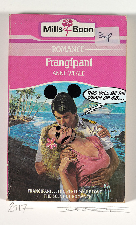 DFace - Frangipani