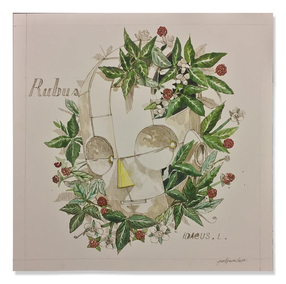 Pixel Pancho - Rubus (2018)
