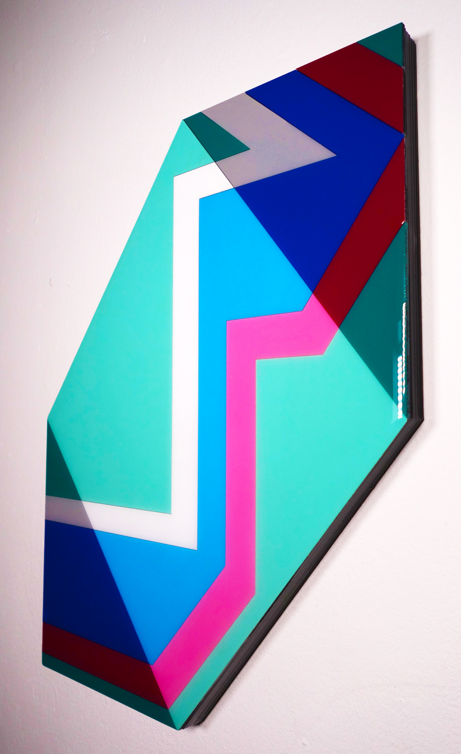 Tavar Zawacki - DIAMOND ALIGNMENT (MINT), 2018