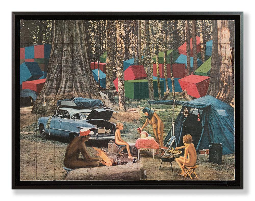 Mary Iverson - Encampment (2018)