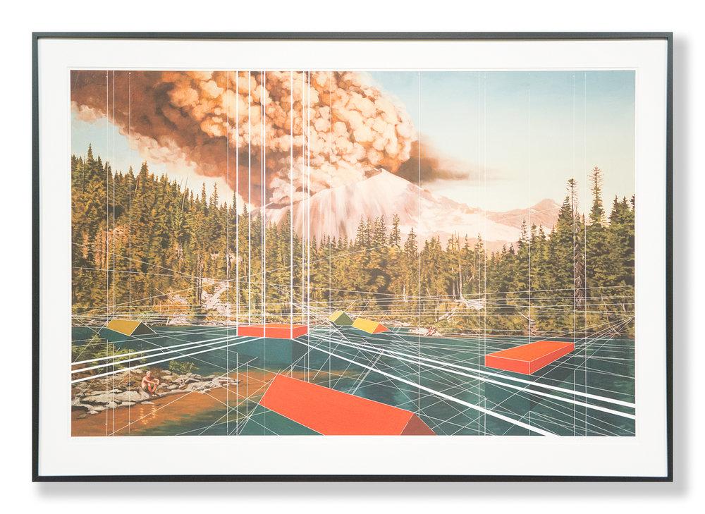 Mary Iverson - Mount Rainier (2018)