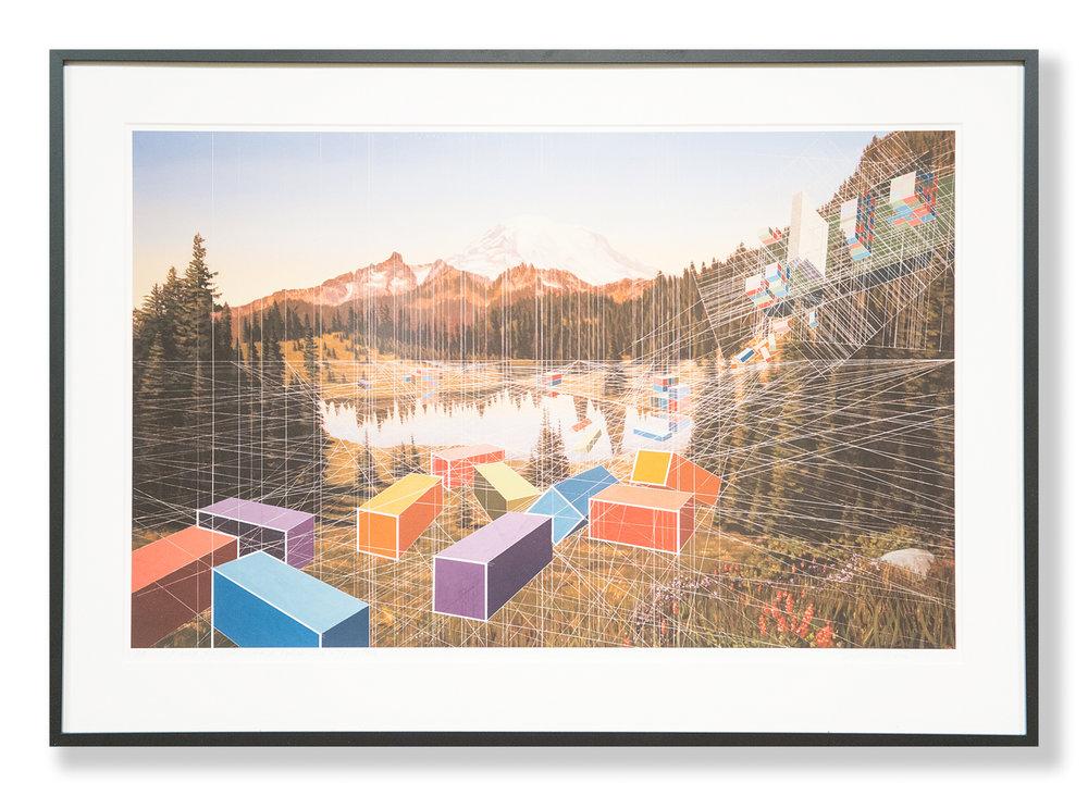 Mary Iverson - Tipsoo Lake (2017)