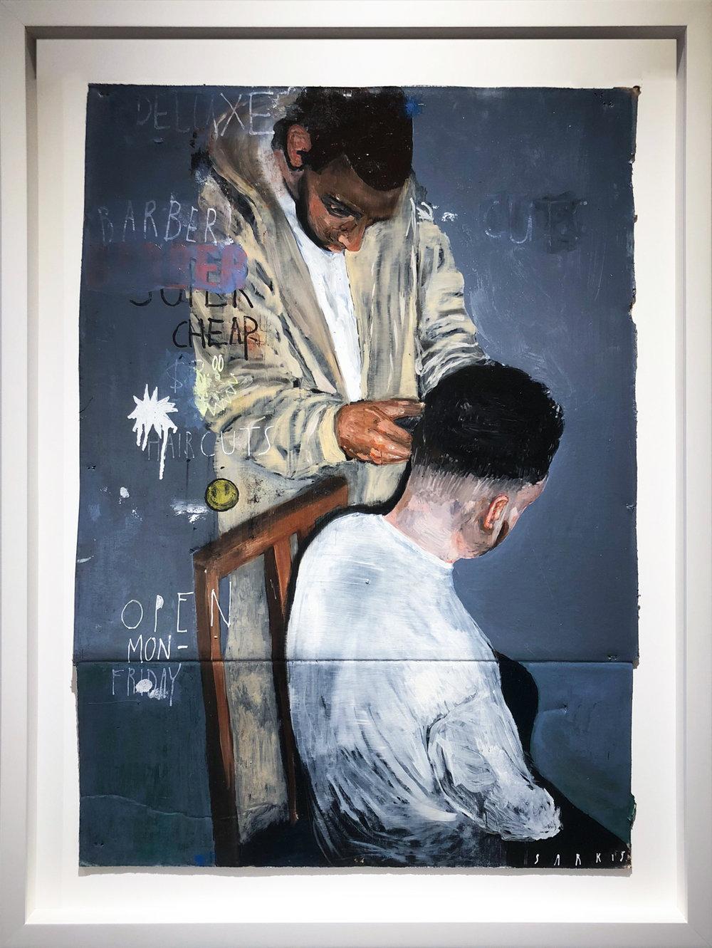 John Sarkis - Backyard Haircuts