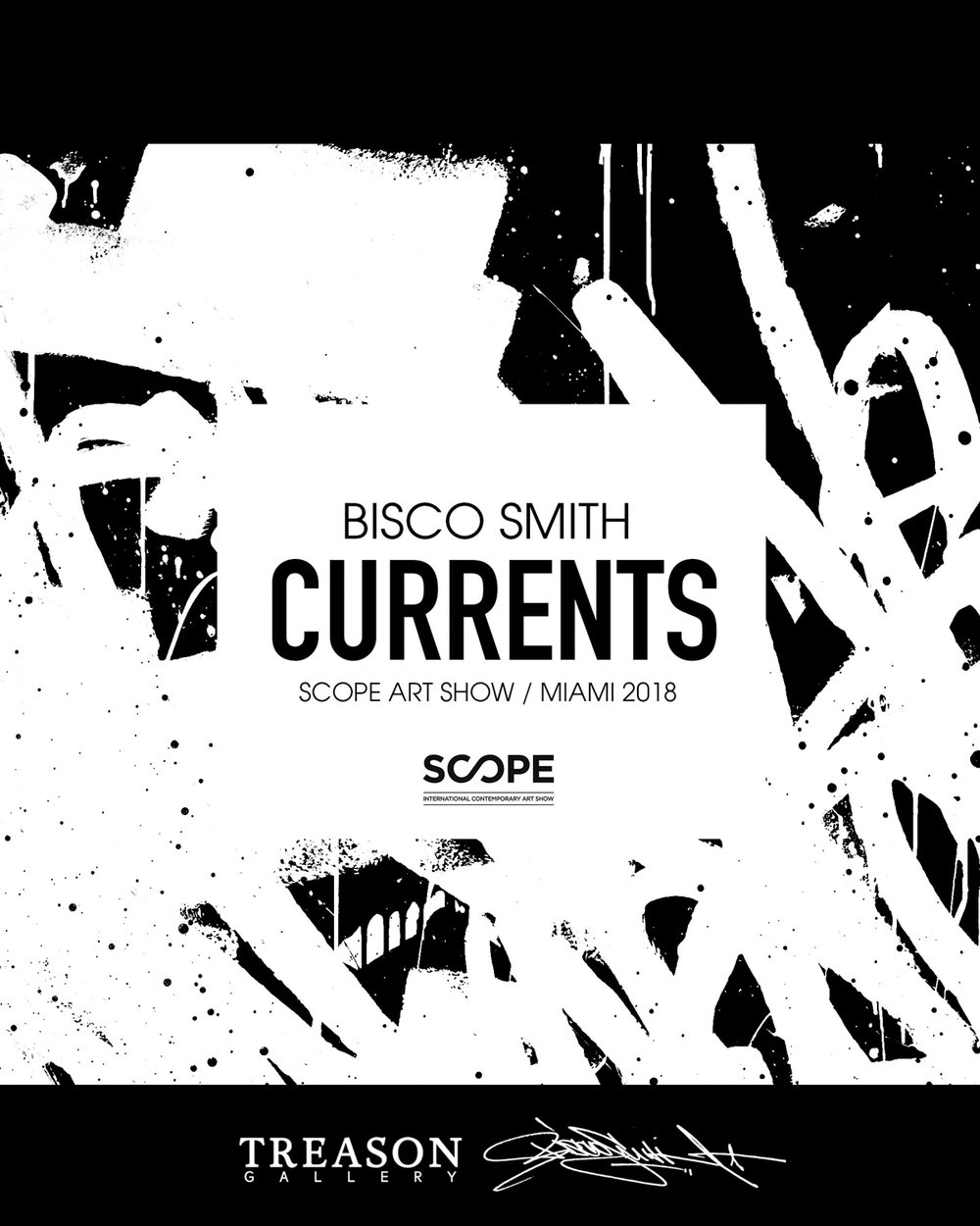 Currents - Bisco Smith - Scope- PROMOBLACK